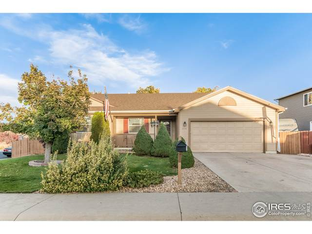 354 50th Ave Ct, Greeley, CO 80634 (MLS #953722) :: RE/MAX Alliance