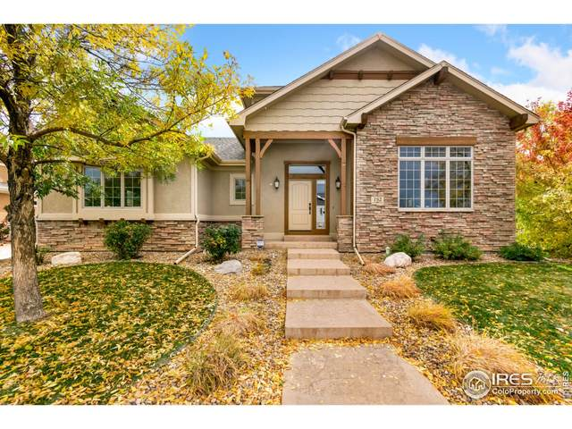152 Two Moons Dr, Loveland, CO 80537 (MLS #953727) :: RE/MAX Alliance