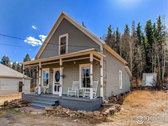 68 Lower Russell Gulch Rd, Central City, CO 80427 (MLS #953728) :: Coldwell Banker Plains