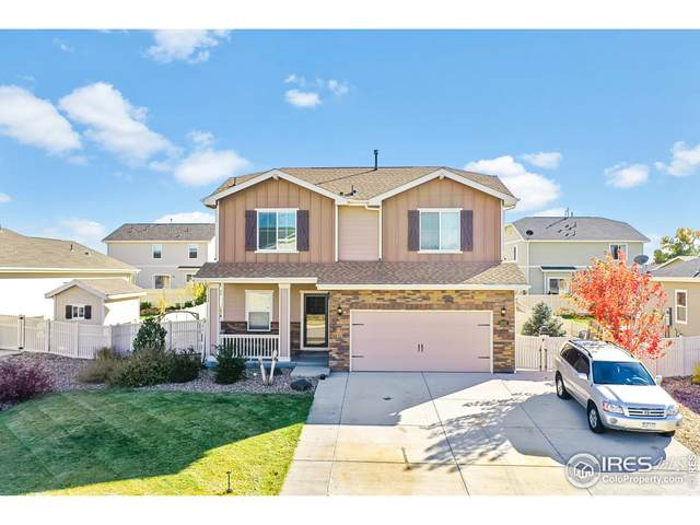 5592 Tumbleweed Ave, Firestone, CO 80504 (#953730) :: Kimberly Austin Properties