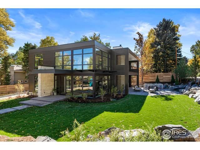 402 Juniper Ave, Boulder, CO 80304 (MLS #953744) :: RE/MAX Alliance
