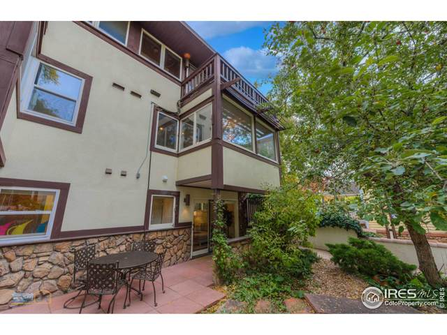 735 Pearl St, Boulder, CO 80302 (MLS #953745) :: RE/MAX Alliance