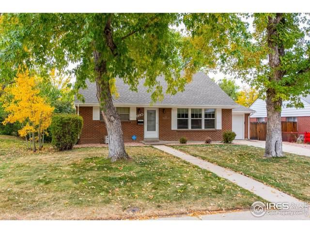 980 W 6th Ave, Broomfield, CO 80020 (#953757) :: iHomes Colorado