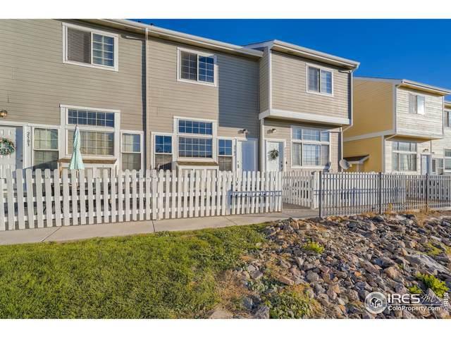 8199 Welby Rd #2502, Denver, CO 80229 (#953758) :: iHomes Colorado