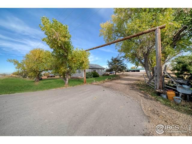 7488 County Road 49, Hudson, CO 80642 (#953765) :: iHomes Colorado