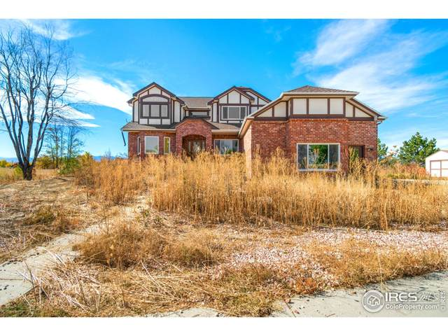 9825 Yellowstone Rd, Longmont, CO 80504 (#953766) :: RE/MAX Professionals