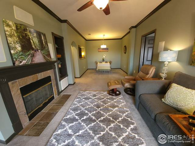 5620 Fossil Creek Pkwy #12305, Fort Collins, CO 80525 (MLS #953779) :: Wheelhouse Realty