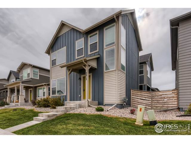 3015 Conquest St, Fort Collins, CO 80524 (#953782) :: iHomes Colorado