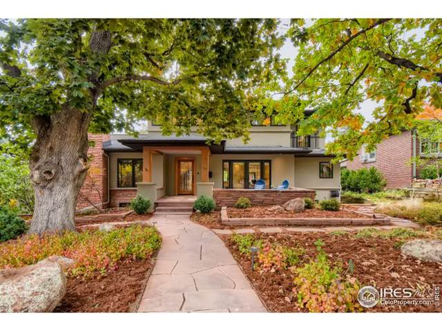 770 Lincoln Pl, Boulder, CO 80302 (MLS #953786) :: You 1st Realty