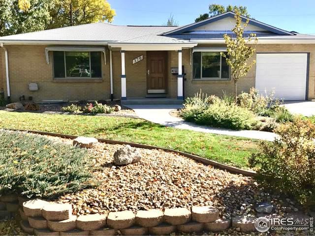 370 Kohl St, Broomfield, CO 80020 (#953798) :: iHomes Colorado