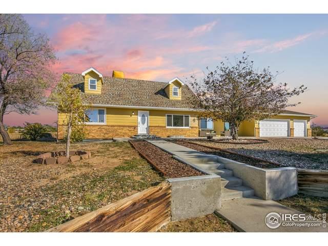 39963 E Arizona Ave, Bennett, CO 80102 (MLS #953802) :: The Sam Biller Home Team