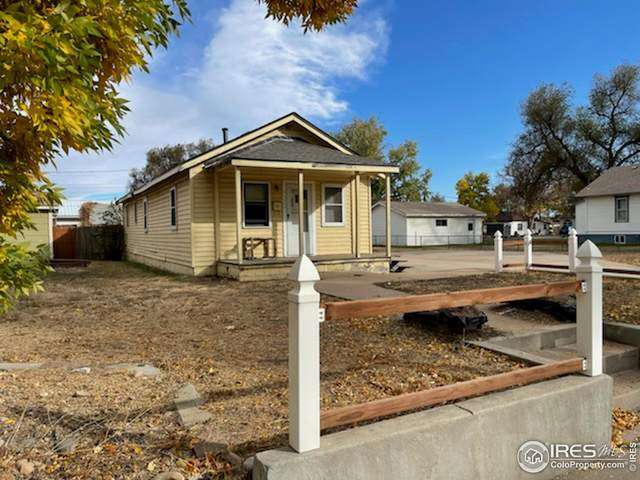 1122 3rd Ave, Greeley, CO 80631 (MLS #953808) :: You 1st Realty
