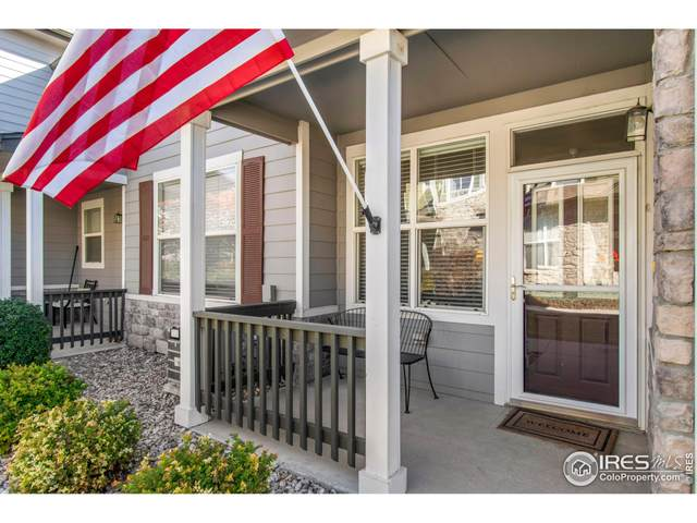 5551 29th St #516, Greeley, CO 80634 (MLS #953859) :: Coldwell Banker Plains