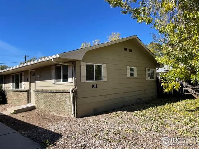 611 N Bryan Ave #1, Fort Collins, CO 80521 (#953861) :: James Crocker Team
