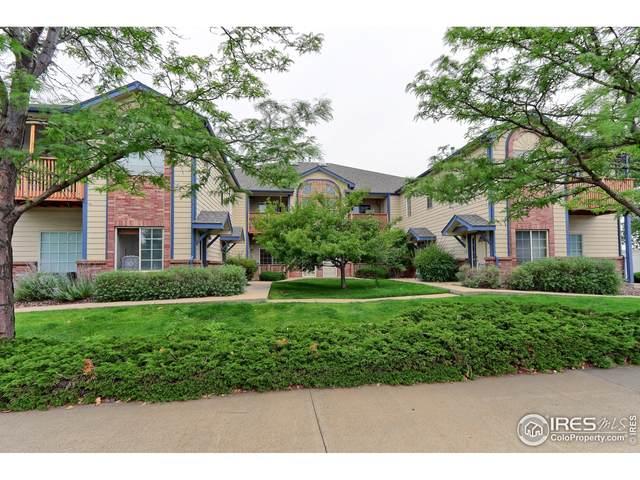 11085 Huron St #1105, Northglenn, CO 80234 (MLS #953874) :: Sears Real Estate