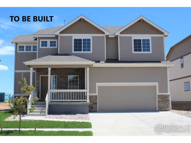 1819 104th Ave Ct, Greeley, CO 80634 (#953877) :: The Griffith Home Team