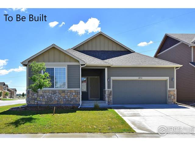 1815 104th Ave Ct, Greeley, CO 80634 (#953878) :: The Griffith Home Team
