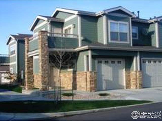 5775 W 29th St #1109, Greeley, CO 80634 (MLS #953889) :: Sears Real Estate