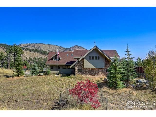 90 Misty Vale Ct, Boulder, CO 80302 (MLS #953891) :: Sears Real Estate