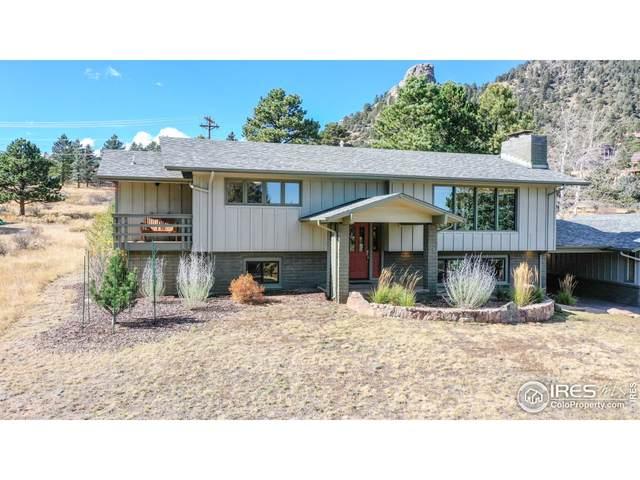1451 Sunny Mead Ln, Estes Park, CO 80517 (MLS #953899) :: Sears Real Estate