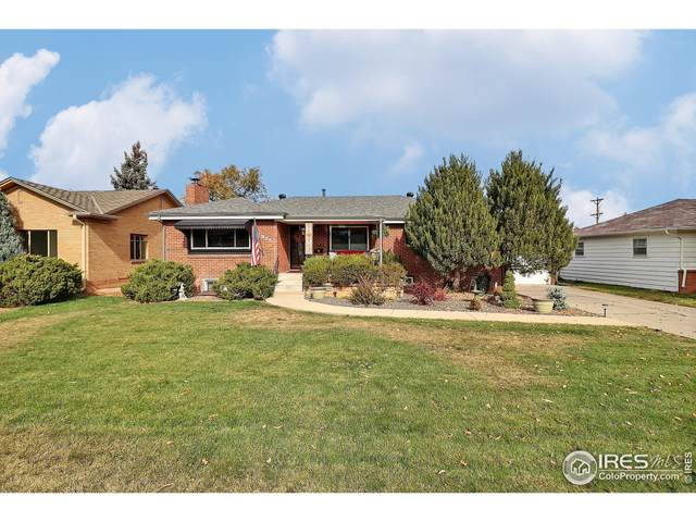 1925 14th St, Greeley, CO 80631 (MLS #953910) :: Sears Real Estate