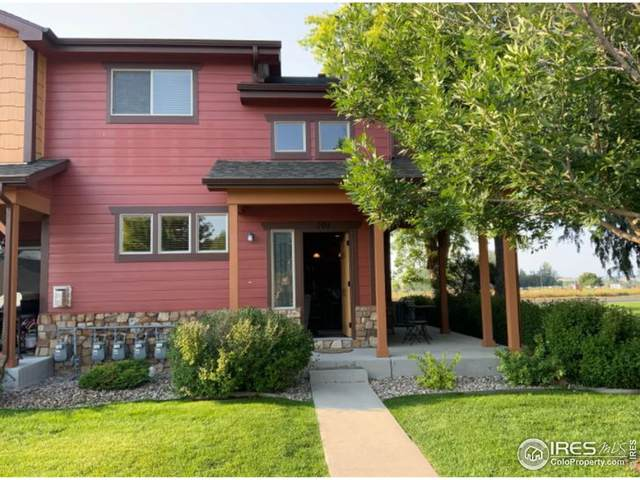 195 Carina Cir #101, Loveland, CO 80537 (MLS #953930) :: Sears Real Estate
