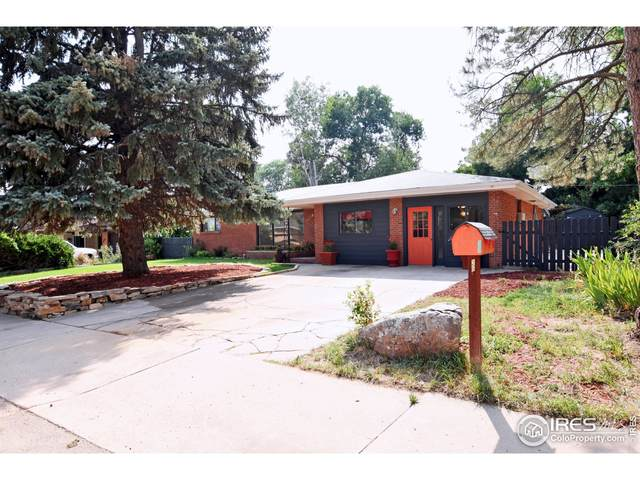 1509 Village Ave, Loveland, CO 80538 (MLS #953943) :: Sears Real Estate