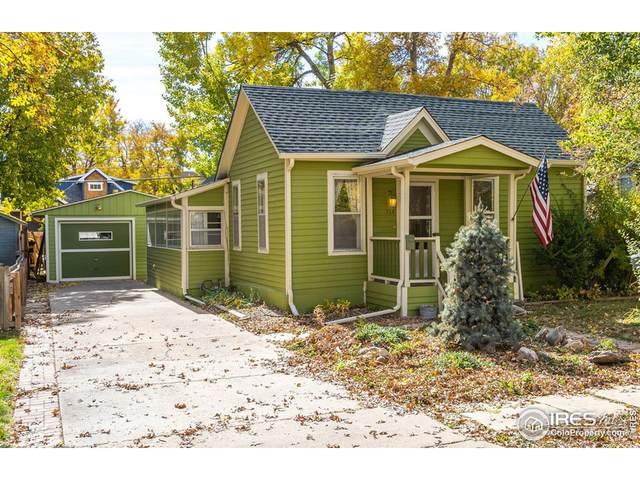 334 W 5th St, Loveland, CO 80537 (MLS #953944) :: Sears Real Estate