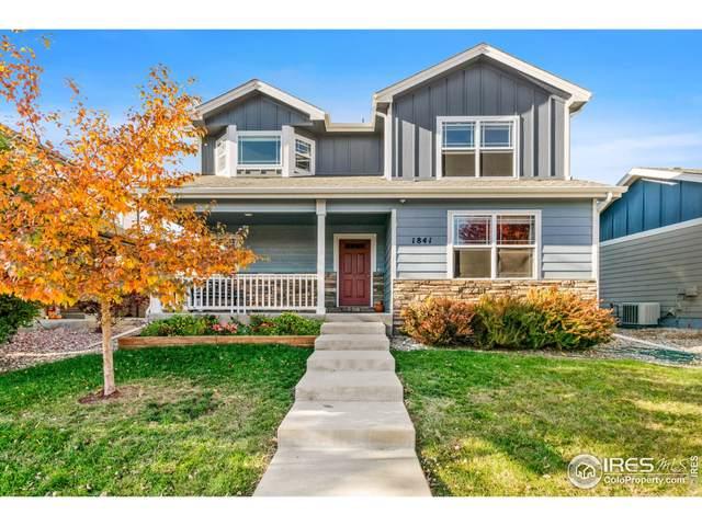 1841 Sagittarius Dr, Loveland, CO 80537 (MLS #953953) :: Sears Real Estate