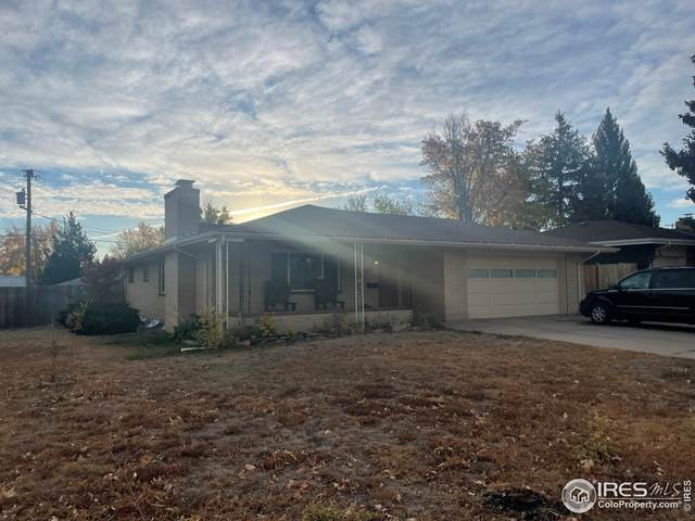 1302 24th Ave, Greeley, CO 80634 (MLS #953956) :: RE/MAX Elevate Louisville