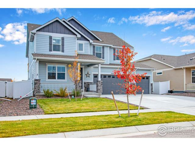 1440 87th Ave, Greeley, CO 80634 (MLS #953958) :: Sears Real Estate