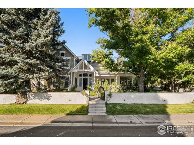 437 18th St, Boulder, CO 80302 (MLS #953972) :: RE/MAX Elevate Louisville