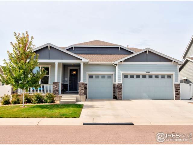 5580 Clarence Dr, Windsor, CO 80550 (MLS #953973) :: Sears Real Estate
