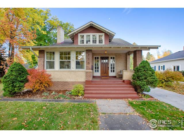 115 N Washington Ave, Fort Collins, CO 80521 (MLS #953989) :: You 1st Realty