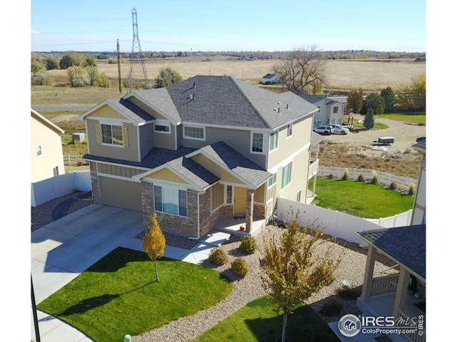 1328 84th Ave, Greeley, CO 80634 (MLS #953990) :: Sears Real Estate