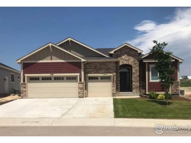 839 Shirttail Peak Dr, Windsor, CO 80550 (MLS #954003) :: Sears Real Estate