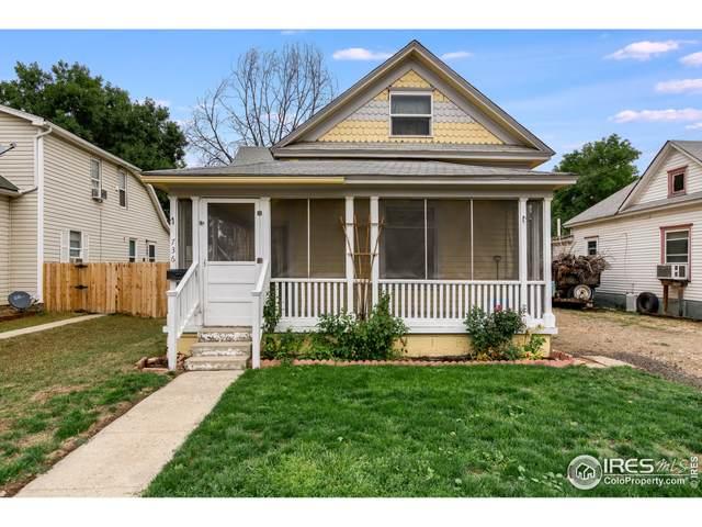 736 Monroe Ave, Loveland, CO 80537 (MLS #954004) :: Sears Real Estate