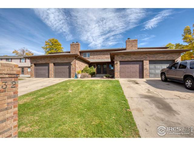 2132 27th Ave Ct A-D, Greeley, CO 80634 (MLS #954006) :: Sears Real Estate