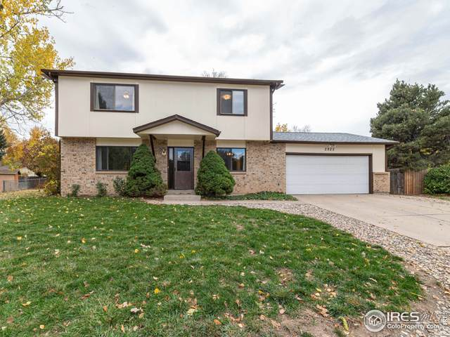 2925 Southmoor Dr, Fort Collins, CO 80525 (MLS #954007) :: You 1st Realty