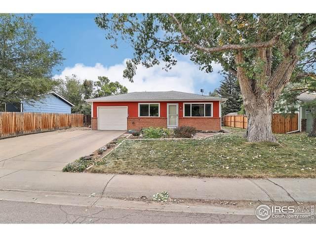345 Cedar Ave, Eaton, CO 80615 (MLS #954013) :: Sears Real Estate