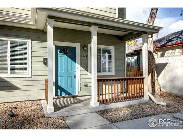 963 Osceola St, Denver, CO 80204 (MLS #954022) :: Sears Real Estate