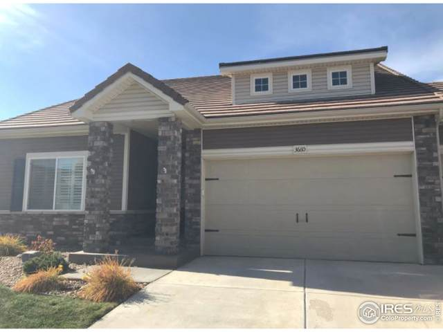 3660 Woodhaven Ln, Johnstown, CO 80534 (MLS #954024) :: Sears Real Estate