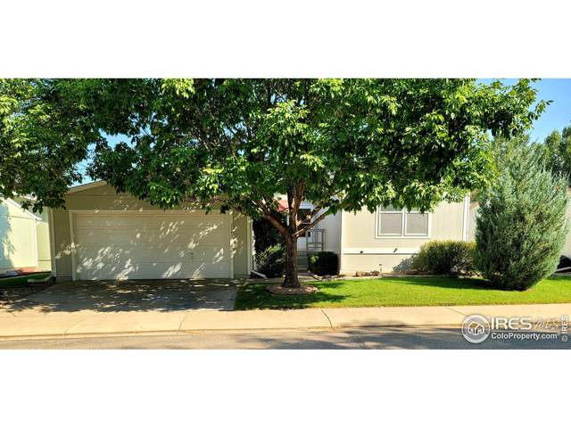 3343 Longview Blvd #241, Longmont, CO 80504 (MLS #4449) :: J2 Real Estate Group at Remax Alliance