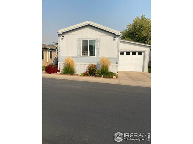 1601 N College Ave #308, Fort Collins, CO 80524 (MLS #4493) :: Find Colorado