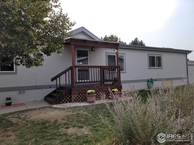 3378 Mesa Verde #162, Longmont, CO 80504 (MLS #4515) :: Tracy's Team