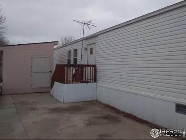 731 Grand Ave #172, Platteville, CO 80651 (MLS #4664) :: Bliss Realty Group