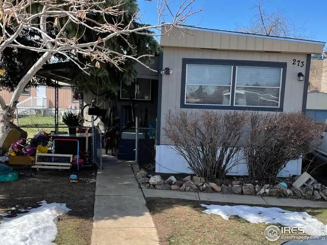 5505 Valmont Rd #273, Boulder, CO 80301 (MLS #4672) :: J2 Real Estate Group at Remax Alliance