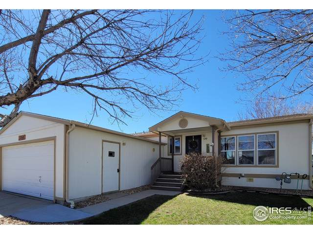 3260 N Rim #135, Longmont, CO 80504 (MLS #4675) :: Wheelhouse Realty