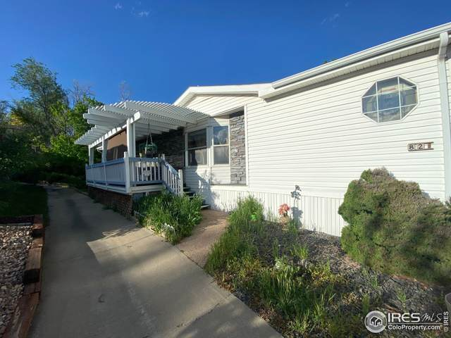 1801 W 92nd Ave #821, Denver, CO 80260 (#4716) :: Kimberly Austin Properties