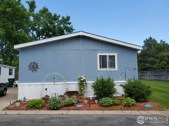 2211 W Mulberry St #220, Fort Collins, CO 80521 (#4729) :: iHomes Colorado